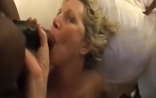 Orgy party with the black anal amazing sex experie...