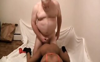 Amazing Homemade movie with Young/Old, Cumshot scenes