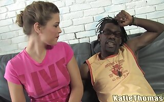 First time in this manner marvellous untrained instantly she tries the BBC